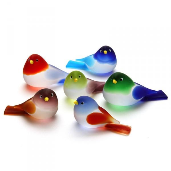 پرنده های دکوری