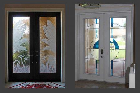 درب های سبک مدرن