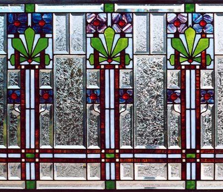 شیشه های هنری ویترای و استین گلاس