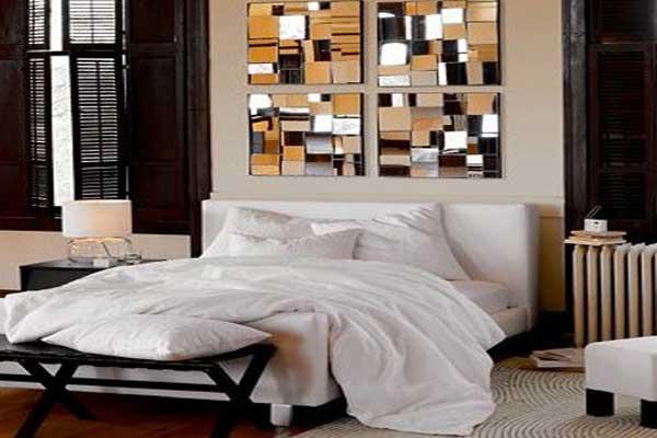 آینه های کوچک طراحی داخلی