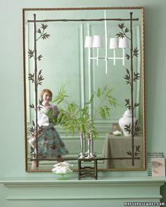 آینه در دکور منزل