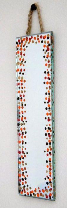 آینه های سنتی نقاشی شده