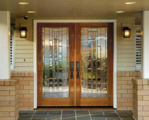 درب های مدرن تیفانی