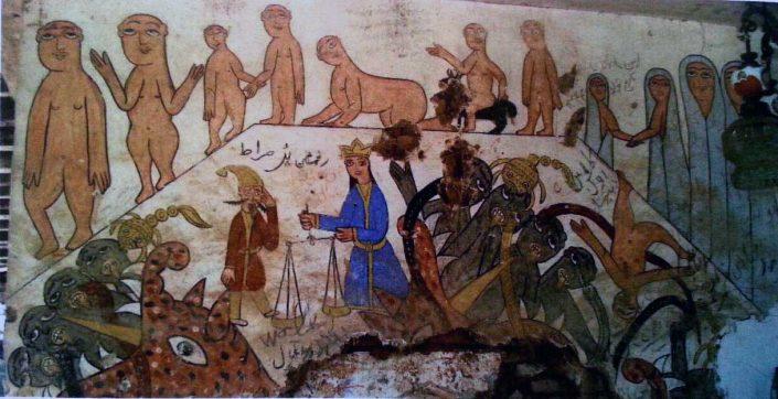 نقاشی دیواری