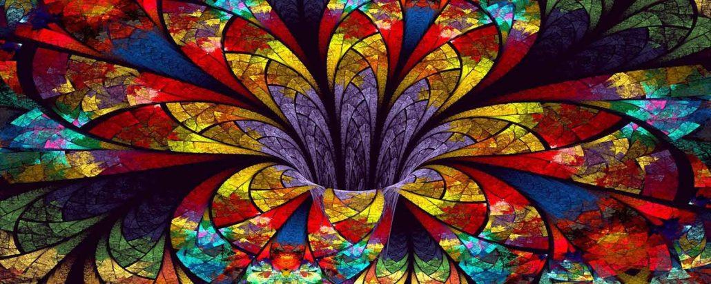 دکوراسیون رنگی : شادابی و سرزندگی، روحیه مضاعف