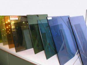 طیف شیشه های رنگی